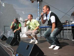 HipHop Open Air Kornwestheim 25.07.09